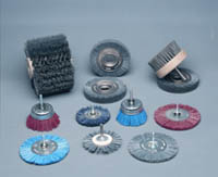 Abrasive nylon brushes - ТехноWIN TM