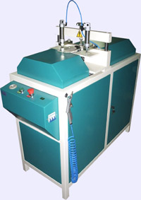 Automatic machine for glazing bead cutting, Техноwin