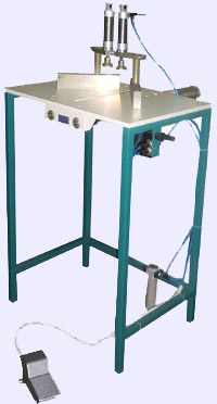 Planer for welding seam cleaning - ТехноWIN